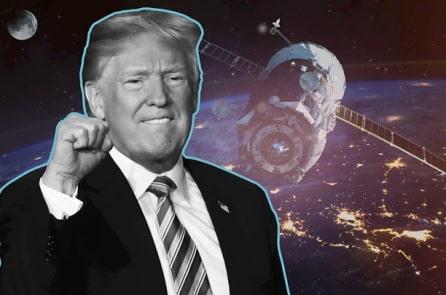 Ông Trump lệnh thành lập 'Lực lượng Không gian' – đơn vị quân đội thứ 6