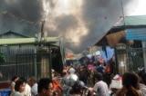 'Bình cứu hỏa hoạt động thì đã không cháy cả chợ'