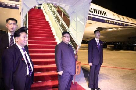 Băn khoăn Kim gặp Tập báo cáo, Bộ Ngoại giao Trung Quốc giở chiêu trò