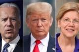 Trump chưa thấy nhân vật Dân chủ có thể thách thức ông vào năm 2020
