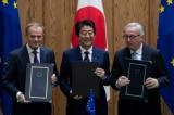 EU, Nhật Bản chính thức ký kết hiệp định thương mại lịch sử