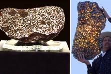Tảng thiên thạch tuyệt đẹp Fukang từ đâu tới?
