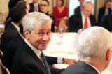 CEO JP Morgan Jamie Dimon