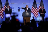 Mỹ đang nỗ lực ngăn chặn Trung Quốc, Iran, Bắc Hàn can thiệp bầu cử