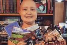 Cô bé ung thư nhận được thiệp chúc mừng sinh nhật từ 50 bang ở Mỹ