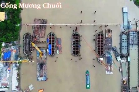 'Dùng thép Trung Quốc, chúng tôi không sai'