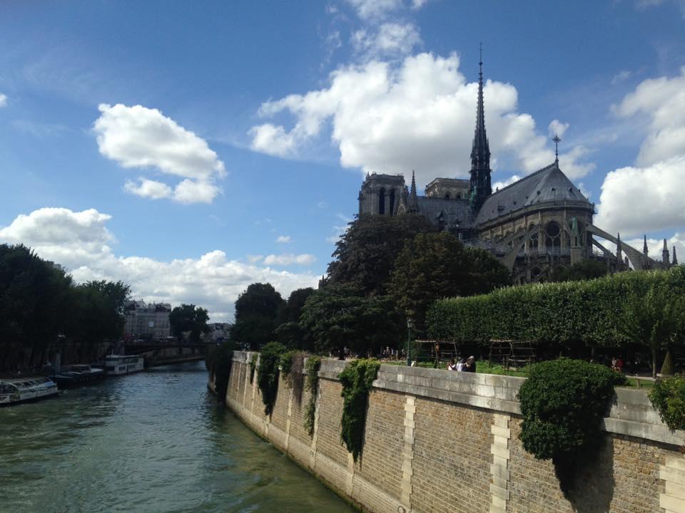 Một kiếp nào đó ở Paris