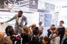 Ngôi trường 'bao từ A tới Z' của cầu thủ bóng rổ nổi tiếng LeBron James