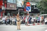 Đề xuất cảnh sát giao thông được sử dụng súng trường, súng tiểu liên