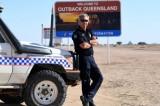 cảnh sát cô đơn nhất nước Úc