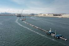 Dự án 'Dọn sạch đại dương' đã sẵn sàng đưa thiết bị ra biển khơi