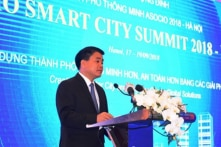 Hà Nội muốn hướng tới TP thông minh với công nghệ 4.0