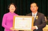 Khởi tố cựu Phó chủ tịch TP.HCM Nguyễn Hữu Tín