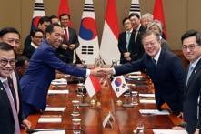 Hàn Quốc và Indonesia tìm cách liên kết để đối phó với chiến tranh thương mại