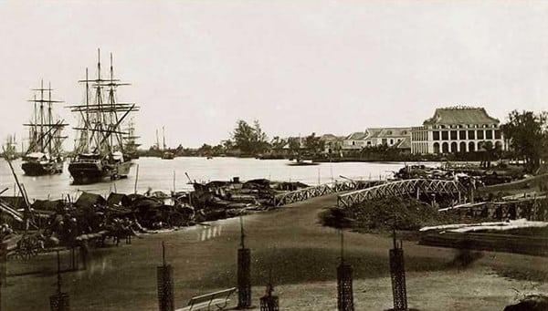 Sài Gòn xưa: Lịch sử đường Nguyễn Huệ