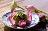 Hoa trong món ăn của người Việt