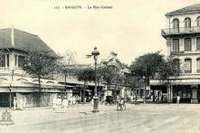 Sài Gòn – Đường Catinat đầu thế kỷ 20 (P3)