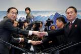 Hai miền Triều Tiên kết nối lại đường bộ và đường sắt