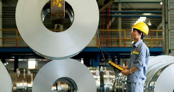 Tôn Hoa Sen hợp tác với Formosa về mua nguyên liệu