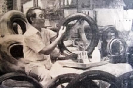 """Vua lốp Hà thành: Vào tù ra tội vì muốn thành """"tư sản"""""""