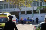 Ít nhất 19 người chết trong vụ xả súng tại trường học ở Crimea