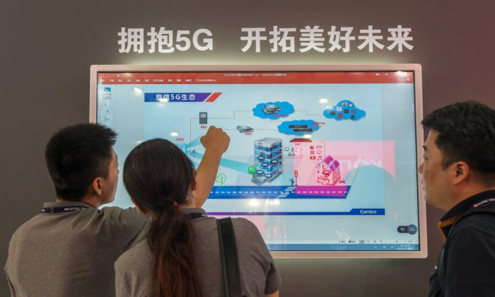 Kết quả hình ảnh cho Chuyên gia cảnh báo Mỹ có thể thua Trung Quốc trong cuộc đua 5G