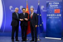 """Châu Âu """"không còn ngây thơ"""" trước Trung Quốc"""