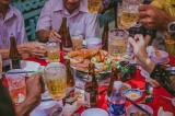 Năm 2017, người Việt tiêu gần 4 tỷ USD tiền bia