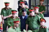 Tuyên cựu Trung tướng Phan Văn Vĩnh 9 năm tù