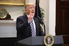 Trump: 'Người dân sẽ nổi dậy' nếu Đảng Dân chủ luận tội tôi