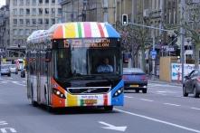Luxembourg sẽ miễn phí giao thông công cộng cho tất cả mọi người