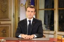 Để xoa dịu biểu tình, Macron hứa đẩy nhanh giảm thuế, tăng lương tối thiểu