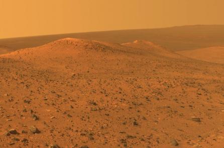 Lắng nghe âm thanh đầu tiên của sao Hỏa do tàu thăm dò gửi về