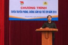Sở GD&ĐT Phú Thọ giải trình vụ hiệu trưởng xâm hại tình dục nam sinh