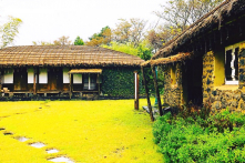 Câu chuyện về ngôi nhà truyền thống của người dân đảo Jeju