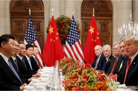 Đàm phán Trump – Tập: Tạm ngừng nâng rào thuế quan