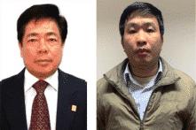 Cựu tổng giám đốc Vinashin bị bắt