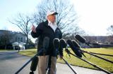 TT Trump dự đoán Mỹ sẽ đạt thỏa thuận thương mại với Trung Quốc