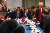 đàm phán thương mại; Lưu Hạc