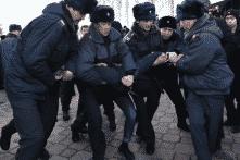 """Kyrgyzstan bùng nổ biểu tình chống Trung Quốc vì """"Vành đai và Con đường"""""""