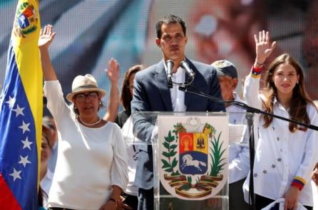 Trung Quốc bác tin họ đã đàm phán với phe đối lập Venezuela