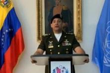 Phó tùy viên quân sự Venezuela tại LHQ tuyên bố ủng hộ ông Guaido