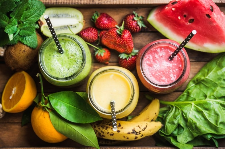 6 loại đồ uống tốt cho sức khỏe trẻ nhỏ