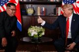 Ông Trump tỏ ý muốn gặp Kim Jong Un lần ba