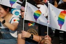 Đài Loan tranh cãi về dự luật cho phép hôn nhân đồng giới