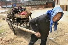 Tình cảnh xót xa của người già ở nông thôn Trung Quốc: Cô đơn, bị bỏ rơi