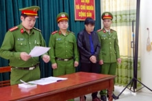 Hà Giang: Bắt Phó giám đốc Ban quản lý rừng đặc dụng Phong Quang