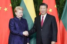 Litva coi Trung Quốc là mối đe dọa đến an ninh quốc gia