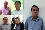Thêm 5 cựu cán bộ bị khởi tố liên quan đến Phan Văn Anh Vũ