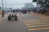 Vĩnh Phúc: Xe khách đâm đoàn người đưa tang, 8 người chết và bị thương